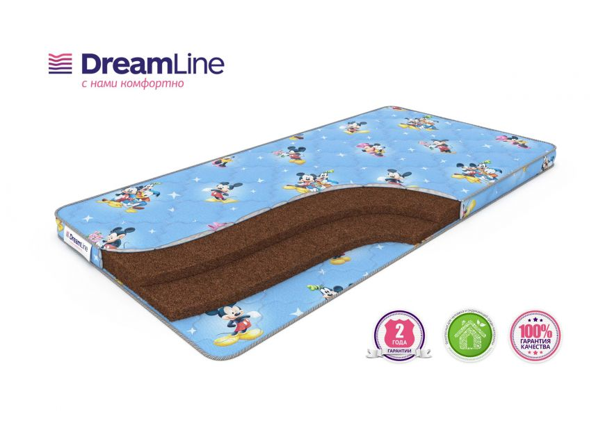 Детский матрас Baby Dream 6 | DreamLine