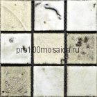 Rust-41(9). Мозаика 96x96x10, серия RUSTICO,  размер, мм: 300*300 (GAUDI, Испания)