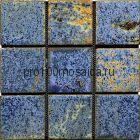 Rust-42(9). Мозаика 96x96x10, серия RUSTICO,  размер, мм: 300*300 (GAUDI, Испания)