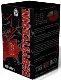 Neksportek Corporation Ecdysterone B (100 табл.)