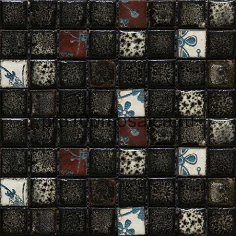 Vint-10(3). Мозаика 33x33x10, серия VINTAGE,  размер, мм: 280*280 (GAUDI)