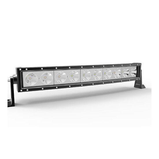 Панорамная однорядная светодиодная LED балка 100W CREE