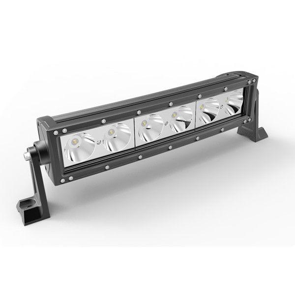 Панорамная однорядная светодиодная LED балка 60W CREE