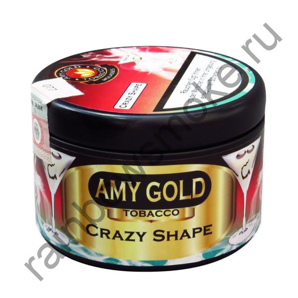 AMY Gold 200 гр - Crazy Shape (Сумасшедшая Форма)