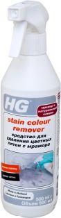 HG Средство для удаления цветных пятен с мрамора