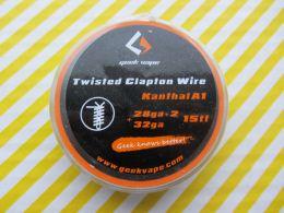 GeekVape KA1 Twisted Clapton Wire 28ga x 2 +32ga