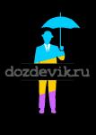 Нанесение логотипа на Дождевики