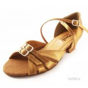 Туфли для бальных танцев сатиновые