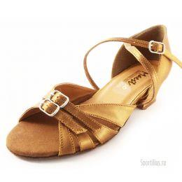 Туфли для бальных танцев, сатин