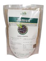 Чёрный джамболан против сахарного диабета Джайн Аюрведик / Jain Ayurvedic Jamun Powder