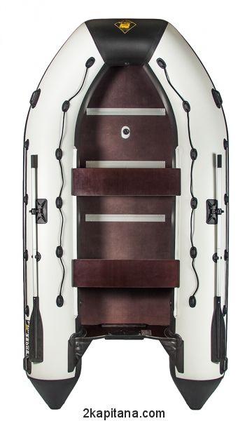 Надувная моторная лодка Ривьера 3600 СК Максима