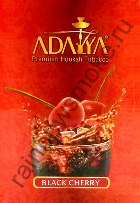Adalya 50 гр - Black Cherry (Черная Вишня)