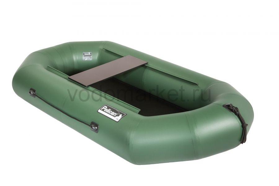 Пеликан 200 надувная гребная лодка из ПВХ