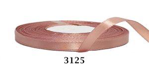 Атласная лента, ширина 6 мм, 32,5 метра (+-0,4м), Арт. АЛ3125-6