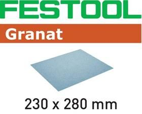 Губка шлифовальная 230x280 P80 GR/10