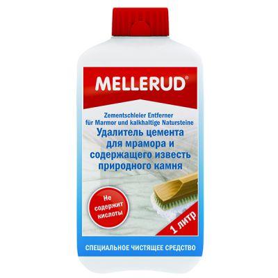 Немецкий удалитель цемента для мрамора и содержащего известь природного Mellerud