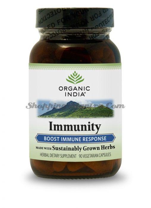 Иммуномодулирующий препарат Иммьюнити Органик Индия / Organic India Immunity Capsules