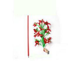 Red Cane to Flower Красная трость превращается в букет из 21 цветка