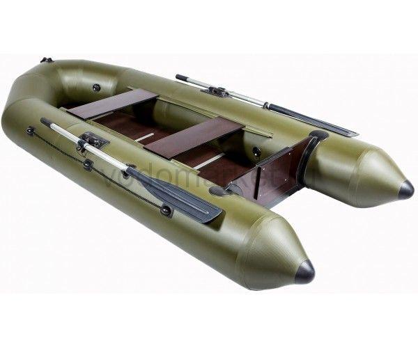 Пеликан 285Т с жестким дном (моторная лодка ПВХ)