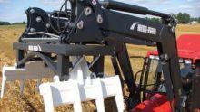 Фронтальный погрузчик Metal-Fach T241