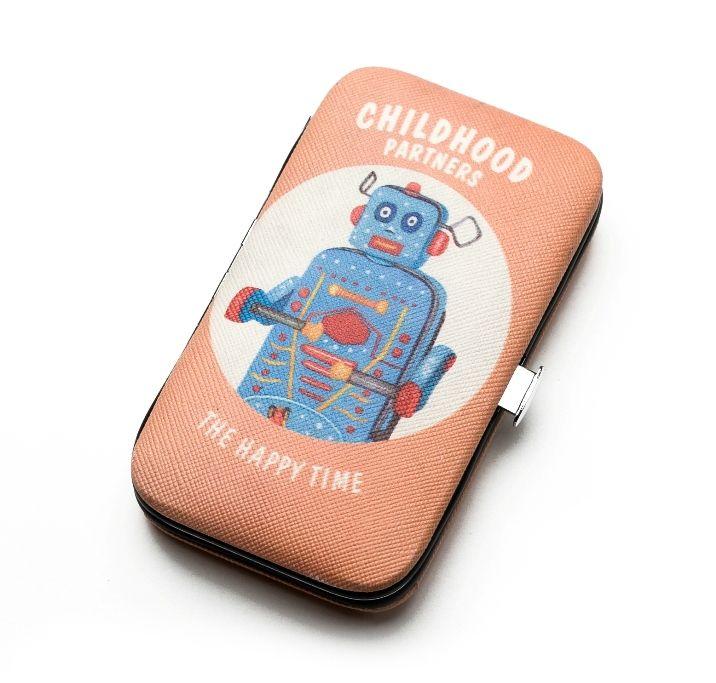 Маникюрный набор «Childhood Partners» - Robot