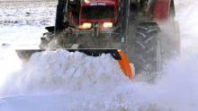 Отвал для уборки снега оборотный Metal-Fach Multi