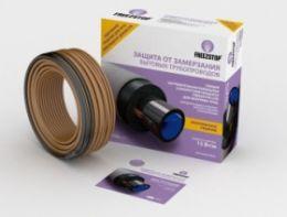 Комплект для обогрева труб кабель Freezstop Lite-15-1