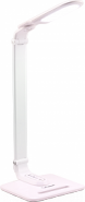 Настольный светодиодный светильник Optima, диммируемый, белый, пластик, 8 Вт, 30 000ч