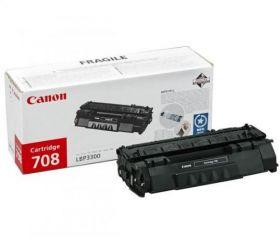 Canon Cartridge 708 0266B002 (Black) картридж оригинальный 2500 копий