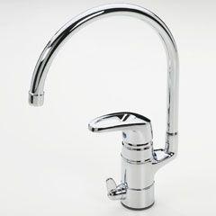 Смеситель Oras Safira (1039F) для кухни с клапаном.