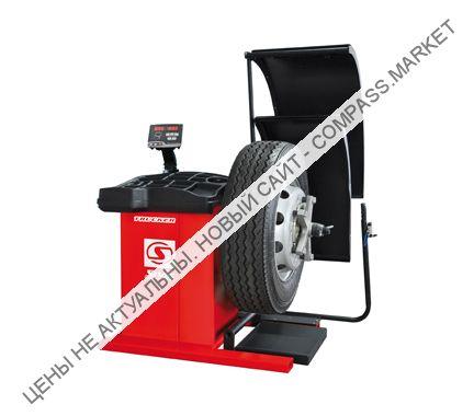Балансировочный стенд для грузовых автомобилей полуавтоматический Trucker