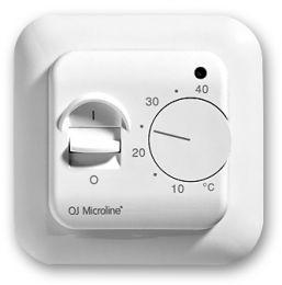 Терморегулятор OJ Microline OTN с датчиком пола