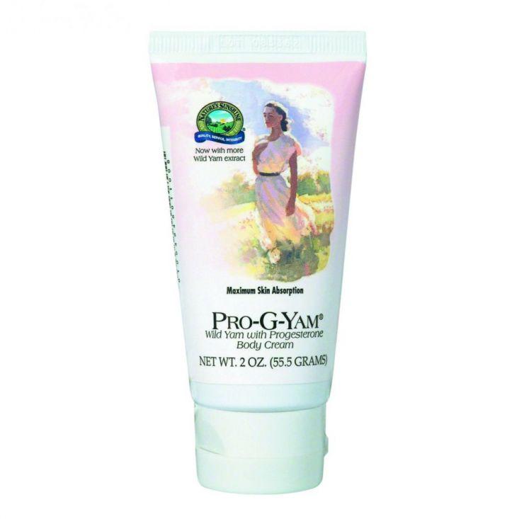Pro-G-Yam (Крем для тела с экстрактом Дикого Ямса)