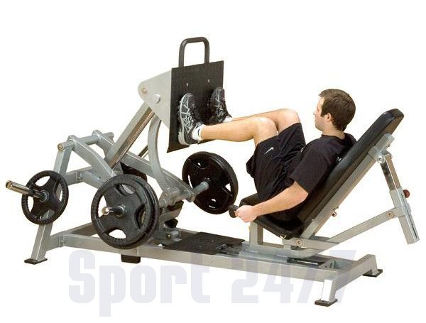 Body-solid LVLP Жим ногами
