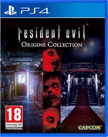 Игра Resident Evil : Origins Collection (PS4)