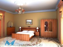 Спальня  Венеция-1