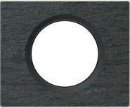 Рамка Legrand Celiane 1 пост фактурная сталь (арт.69101)