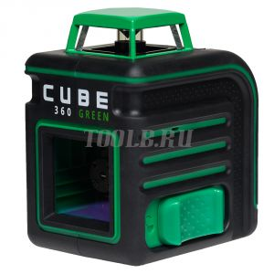ADA CUBE 360 GREEN ULTIMATE EDITION - лазерный нивелир