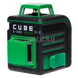 ADA CUBE 2-360 GREEN ULTIMATE EDITION - Лазерный нивелир