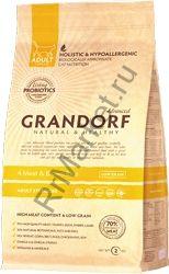 Grandorf Living Probiotics 4 Meat & Brown Rice Adult Sterilized