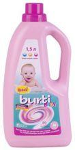 Burti средство жидкое для стирки детского белья, 1,5 л