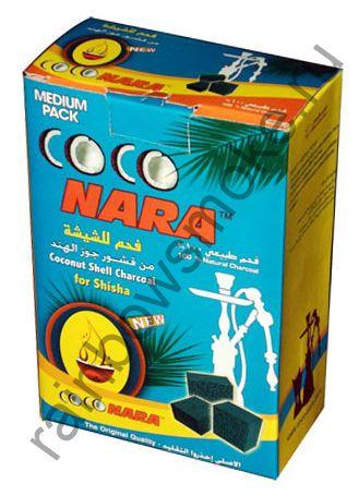 Уголь для кальяна Coco Nara (48 шт)
