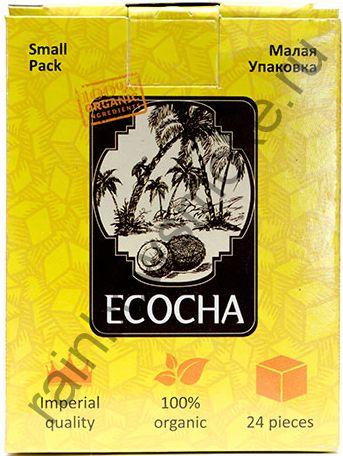 Уголь для кальяна Ecocha (24 шт)