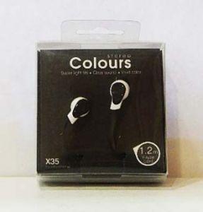 Наушники Colours черные