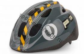 Велошлем Polisport Junior Caution (набор с флягой).