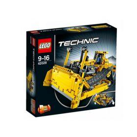 Lego Technic 42028 Бульдозер #