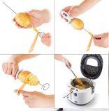 Нож для нарезки картофеля спиралью PRESTO, 4 шпажки 420637