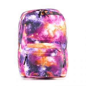 Рюкзак молодежный 1130115327_40; полиэстер; фиолетовый