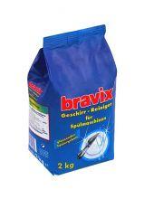 Bravix моющий порошок для пмм, 1800 г