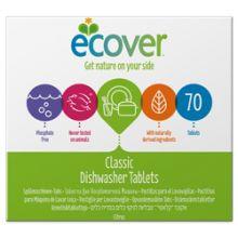 Ecover Экологические таблетки для посудомоечной машины 70 таблеток 1,4 кг